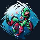 Luigi Pond Hopper by FuShark