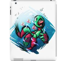 Luigi Pond Hopper iPad Case/Skin
