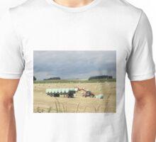 Derbyshire hay making. Unisex T-Shirt