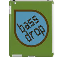 Bass Drop iPad Case/Skin