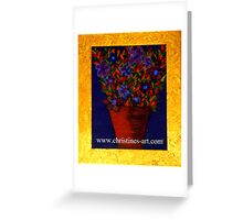 Happy Presence Greeting Card