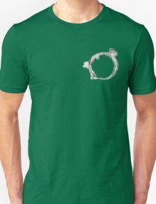 Caffeine Addict Coffee Stain T-Shirt