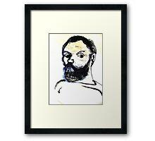 Henri Matisse. Framed Print
