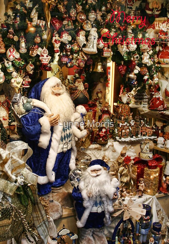 Time For Santa  by Lynne Morris
