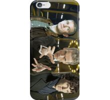 John,Twelve and Sherlock iPhone Case/Skin