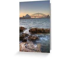 Sydney Opera House V Greeting Card