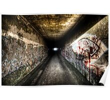 Graffiti in HDR #2 Poster