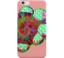 Dopamine molecule iPhone Case/Skin