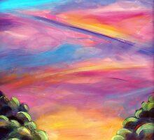 Through the Hills by Becky Kulka