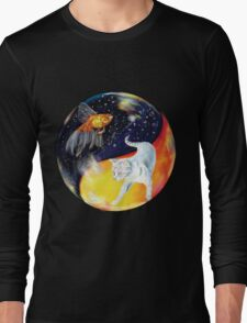 YinYang Long Sleeve T-Shirt