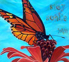 Stay Awhile Love by Becky Kulka