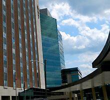 Roanoke Memorial Hospital by ctheworld