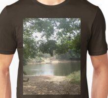a historic Cote dIvoire landscape Unisex T-Shirt