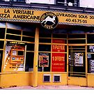 French Pizza American by andytechie