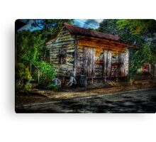 Old House (HDR) Canvas Print
