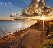 • Waterville Beach, County Kerry Ireland by Madeleine  Weber