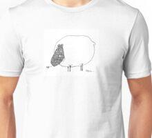 PETULANT SHEEP Unisex T-Shirt