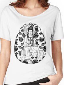Cloud Buddha Women's Relaxed Fit T-Shirt
