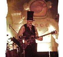 Les Claypool Tophat by highbankspro