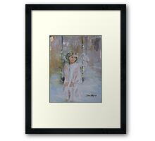 Angel (5) Framed Print