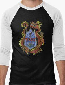 Get Smart - KAOS Men's Baseball ¾ T-Shirt