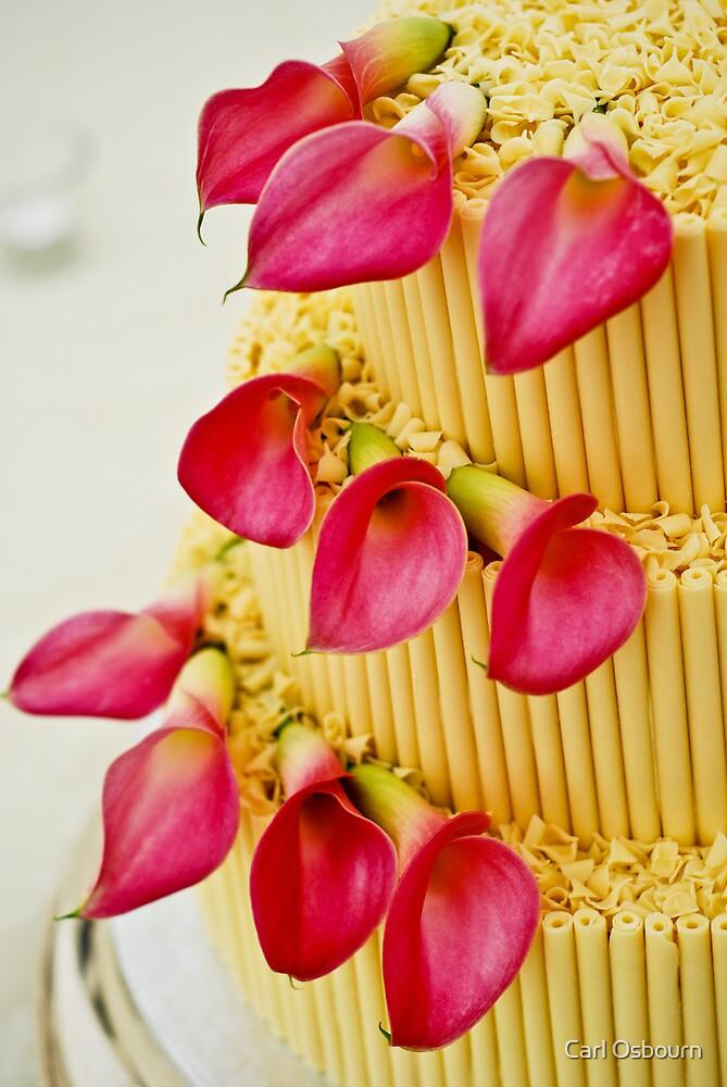 Wedding Cake by Carl Osbourn
