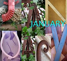 January by Abba Richman