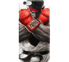Ryu Street Fighter iPhone Case/Skin
