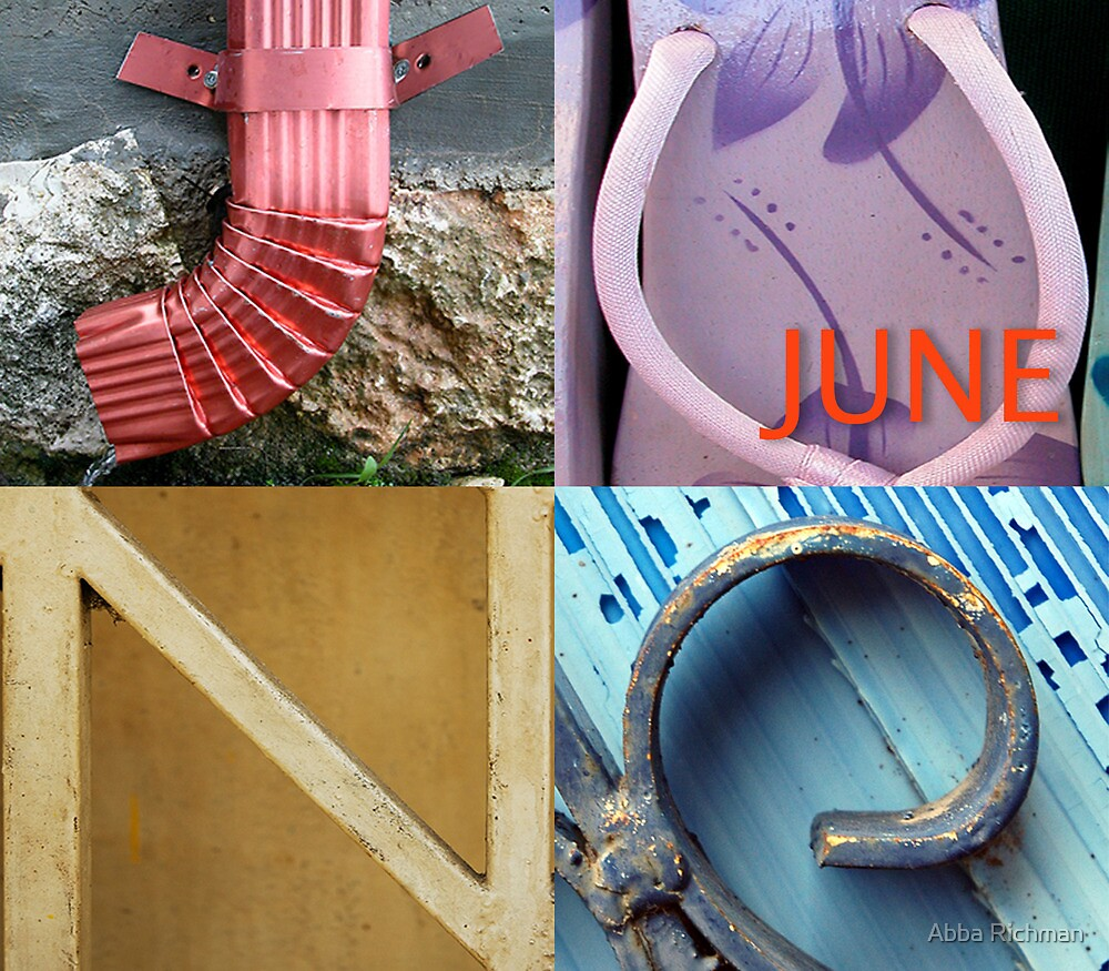 June by Abba Richman
