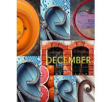 December Photographic Print