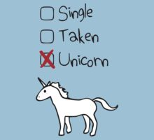 Single? Taken? Unicorn! by jezkemp