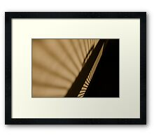You see, it's a wonderful morning Framed Print