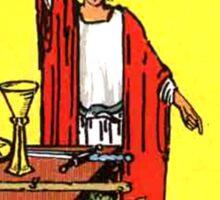 The Magician Tarot Card  Sticker