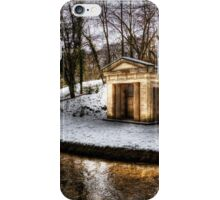 Hubbards Hills Monument iPhone Case/Skin