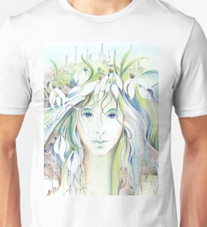 """APRIL"" from ""Calender Sheets"" Unisex T-Shirt"