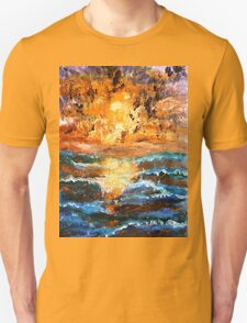 Sea Sunset T-Shirt