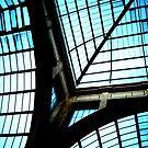 Alexandra Palace ceiling by Richard Pitman