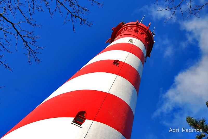 Schouwen, Lighthouse by Adri  Padmos
