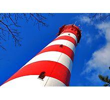 Schouwen, Lighthouse Photographic Print