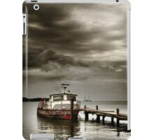 rust buckets last storm iPad Case/Skin