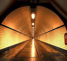 sint anna tunnel by CvDolleweerd