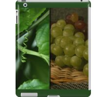 Fruit Of The Vine... Free State, South Africa iPad Case/Skin