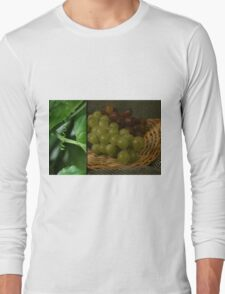 Fruit Of The Vine... Free State, South Africa Long Sleeve T-Shirt