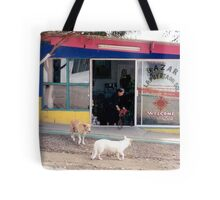 Mexico dogs Tote Bag