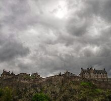 Edinburgh Castle by kostolany244