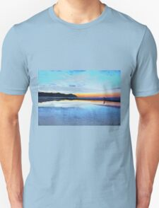 Reflections in the Water! Unisex T-Shirt