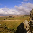 Dartmoor: Looking into the  Northern Moor by Rob Parsons