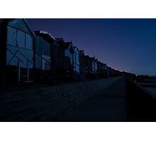 Frinton At Night 8 Photographic Print