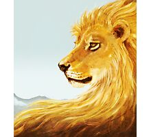 Aslan Revisited Photographic Print