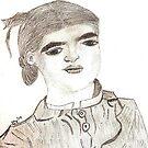 Mousme, half figure by mysteryfaith